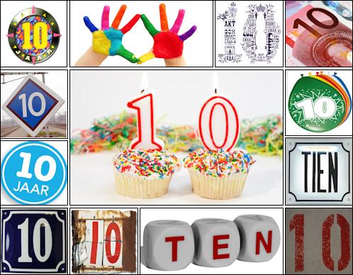 jarig 10 jaar Gefeliciteerd 10 Jarig Bestaan   ARCHIDEV jarig 10 jaar