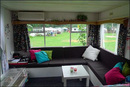 Oompa Loompa: nogmaals een caravan update